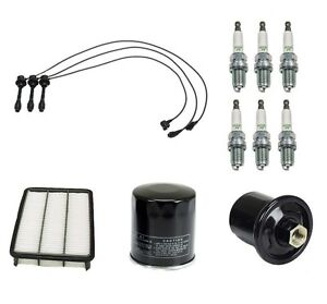 For Lexus ES300 Toyota Avalon Camry Solara 3.0L Ignition Tune Up Kit
