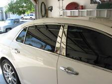 2008-2012 Chevrolet Malibu Chrome Door Handle+Pillar Post Cover 14 pc