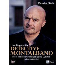 Detective Montalbano: Episodes 25  26 (DVD, 2013, 2-Disc Set)