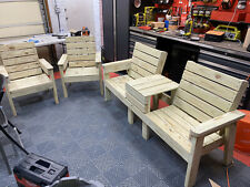 Custom Outdoor Furniture Chairs