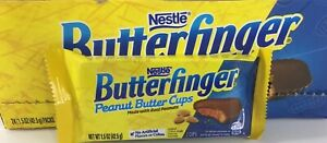 Butterfinger Peanut Butter Cups Original Recipe Hydrogenate Oil Discontinued