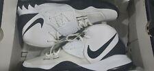 Nike kyrie 6 mens basketball shoes (black/white)