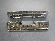 1965 1966 Buick LeSabre Wildcat Arm Rest Base Pair Chrome Front 65 66 NEW