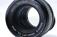 PENTAX SMC TAKUMAR 55mm F1.8 M42 Lens SN6569915