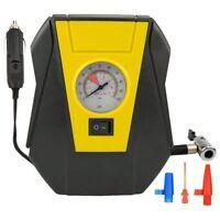 Tire Inflator Car Air Compressor Electric Pump Portable Auto 12V Dc Volt 100  C2