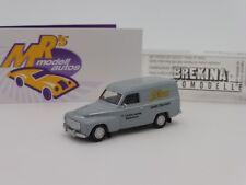 "Brekina 29382 # VOLVO Duett Kastenwagen in grau "" TEKNO ( DK ) "" 1:87 NEU"