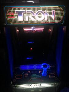 Bally Midway Tron Arcade Game Disney