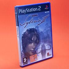 SYBERIA 2 PS2 italiano sigillato