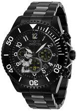Invicta 27754 Disney Limited Edition Men's Chronograph 47.0mm Black Watch