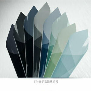 50x170cm Solar Tint Film 100%UV proof Nano Ceramic Film for car home window