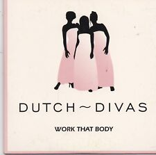 Dutch Divas-Work That Body cd single