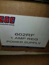 SDC 602RF 1 AMP REG POWER SUPPLY (NO BATTERIES)