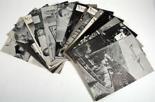 "LOT OF 15 VINTAGE ""THE CONDUCTOR & BRAKEMAN"" MAGAZINE - 1960 THRU 1962 EXC!"
