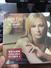 Linda Eder-Prelude To By Myself-Promo CD-Sealed-Judy Garland
