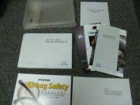 2014 Hyundai Elantra GT Hatchback Owner Owner's Manual User Guide Set 2.0L