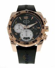 Parmigiani Fleurier Pershing 002 Chronograph 18k Rose Gold Men's Watch PFC528