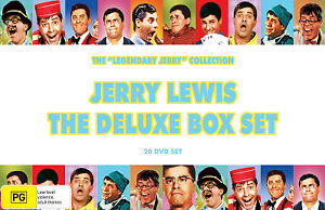 JERRY LEWIS: THE DELUXE BOX SET (THE NUTTY PROFESSOR/ROCK-A-BYE [NEW DVD]