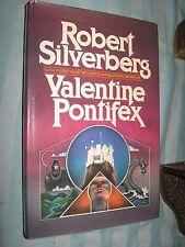Valentine Pontifex by Robert A. Silverberg (1983, Hardcover)