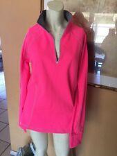Fila Long Sleeve Light Weight Pull Over  Sweater Womens Size XL