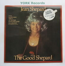 JEAN SHEPARD - The Good Shepard - Ex Con LP Record United Artists UAS 30044