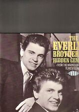THE EVERLY BROTHERS - hidden gems LP