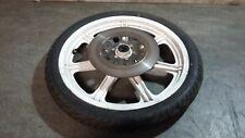 Yamaha XS 250 - Front Wheel & Tyre