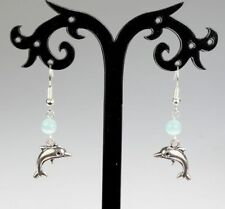 Alloy Opal Round Costume Earrings
