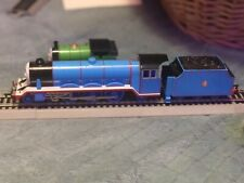 Bachmann James, Edward, Gordon and Percy. With Rails and 3 Trucks