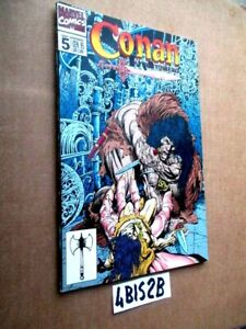 SUPER EROI CONAN N° 5 ANNO II  GENNAIO 1995                  (4BIS2B)