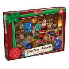Waddingtons Christmas Jumpers Jigsaw Puzzle 1000 Pieces