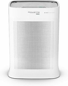 New Rowenta PU3080 Pure Air Purifier,HEPA and Active Carbon Filters.WIFI Connect
