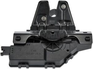 Trunk Lock Actuator Motor Dorman 937-866