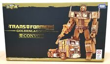 TAKARA TOMY TRANSFORMERS MP-10G GOLDEN LAGOON CONVOY OPTIMUS PRIME MASTER PIECE