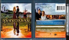 Blu-ray THE PRINCESS BRIDE Mandy Patinkin Peter Falk fairy tale Cdn Region A NEW