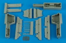 Aires 1/48 -14A/F-14B/F-14D Tomcat wheel bay for Hobby Boss kit # 4565
