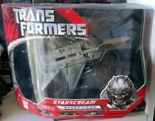 orginal Transformers movie voyager class Starscream figure 2007