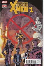 Marvel Comics All New X-Men #1-10, complete, Near Mint!