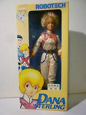 "Robotech Dana Sterling Figure Doll 12"" Harmony Gold 1990s MISB"