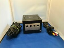 Nintendo GameCube Black {Used in Excellent Condition} FREE GIFT FOR WINNER
