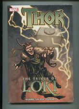 THOR: THE TRIALS OF LOKI Vol 1 - Gods Fall, You Ascend - (VF) 2011 HC