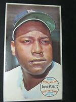 TOPPS 1964 GIANT JUAN PIZZARO CHICAGO WHITE SOX CARD #53 FREE SHIPPING