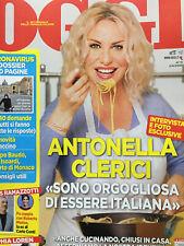Oggi 2020 13.Antonella Clerici,Elisa Isoardi,Luca Argentero,Johnny Depp-A.Heard