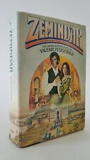 Zemindar by Valerie Fitzgerald (English) Hardcover Book Club Edition 1981 Bantam