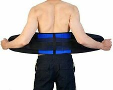 Secure AFT-010M Neoprene Double Pull Lumbar Support Exercise Belt