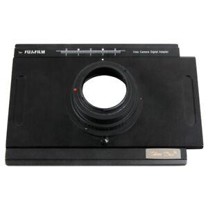 Fujifilm X Mount DSLR Digital Back Adapter For 4x5 Large Format Camera X-Pro1
