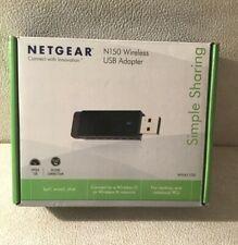 NETGEAR N150 Wireless USB Adapter WNA1100 - NIB (FREE SHIPPING)