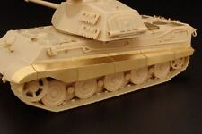 Hauler 1/72 Photo Etch HLH72056 Tiger II Ausf. B Königstiger fenders (Revel kit)