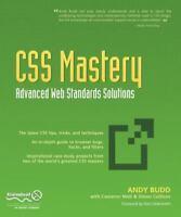 CSS Mastery: Advanced Web Standards Solutions, Andy Budd, Simon Collison, Camero