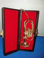 Baritone Replica Brass with Case 4 inches 1