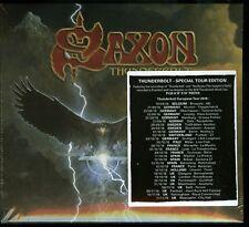 Saxon Thunderbolt Tour Edition CD new